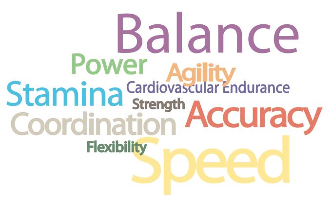 cualidades físicas básicas