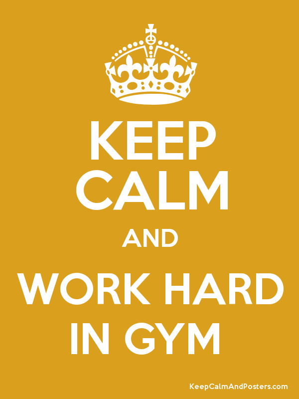 vuelta al gym