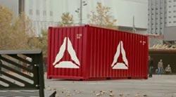 Reebok-container